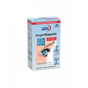 کپسول چشم اوژن یوروویتال