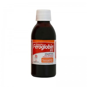 شربت فروگلوبین ب 12 ویتابیوتیکس 200 میلی لیتری