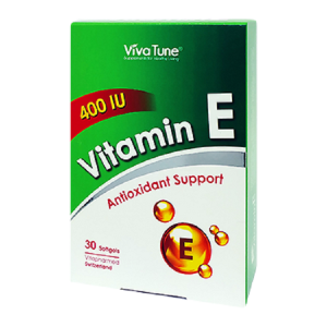 ویتامین ای 400 واحد ویوا تیون