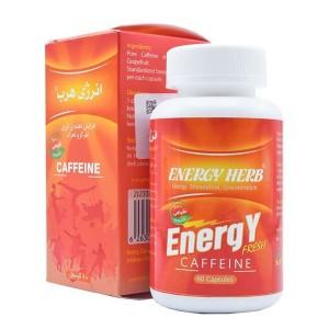 کپسول انرژی هرب بهتا دارو 60 عددی