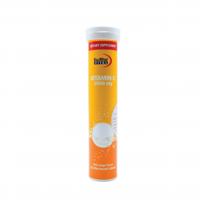 قرص جوشان ویتامین سی 1000 میلی گرم یورو ویتال