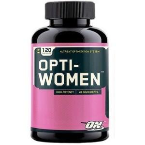 کپسول مولتی ویتامین اپتی وومن اپتیموم نوتریشن 120عددی