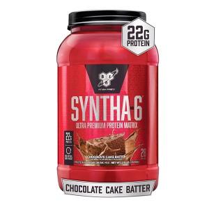 پودر پروتئین وی سینتا 6 کیک شکلاتی بی اس ان 1.32 کیلوگرم