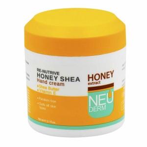 کرم دست نئودرم حاوی عسل و شی باتر مناسب انواع پوست 150 میل