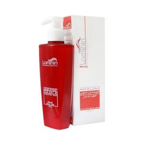 کرم ژل پاک کننده لامینین مناسب پوست خشک و حساس ۲۰۰ میلی لیتر