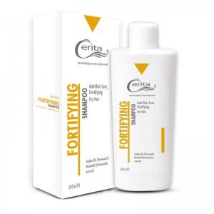 شامپوتقويت کننده ضدريزش موی خشک سریتا ۲۰۰ میلی لیتر