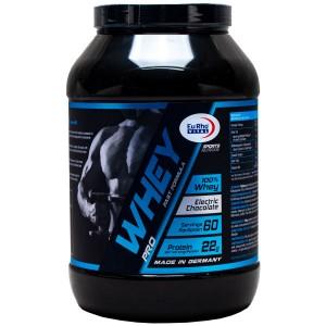 پروتئین پرو وی 100 درصد یورو ویتال | 1800 گرم | 60 سروینگ