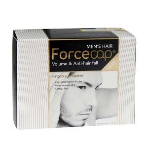 کپسول رشد مو فورس کپ مردانه ناتیریس 60 عدد