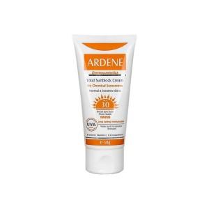 آردن کرم ضد آفتاب فيزيکال رنگي معمولي حساس SPF30