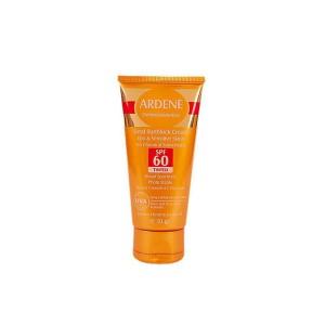 آردن کرم ضد آفتاب رنگي پوست خشک SPF60