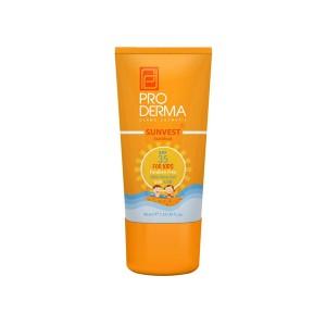 پرودرما ضد آفتاب مخصوص کودکان SPF35