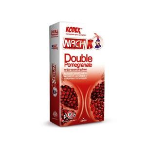 کدکس کاندوم دوبل انار ۱۲عددی