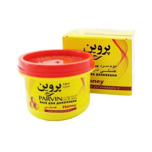 پروین موم سرد عسلی ۲۸۰ گرم