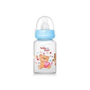 بیبی لند شیشه شیر پیرکس ۱۲۰میل کد: ۴۶۸