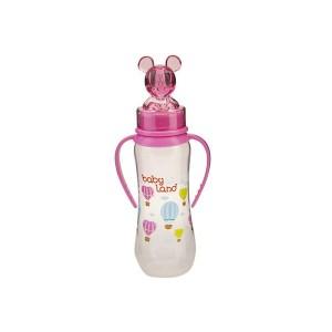 بیبی لند شیشه شیر عروسکی ۲۴۰میل کد ۴۷۶