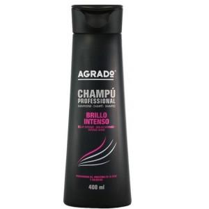 شامپو موهای رنگ شده آگرادو Agrado مدل Intense SHine حجم 400 میلی