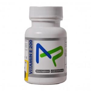 کپسول ویتامین 200E  ترید فورما 60 عددی