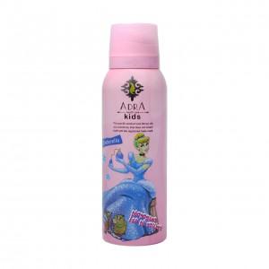 اسپری خوشبو کننده بدن کودک آدرا مدل Cinderella